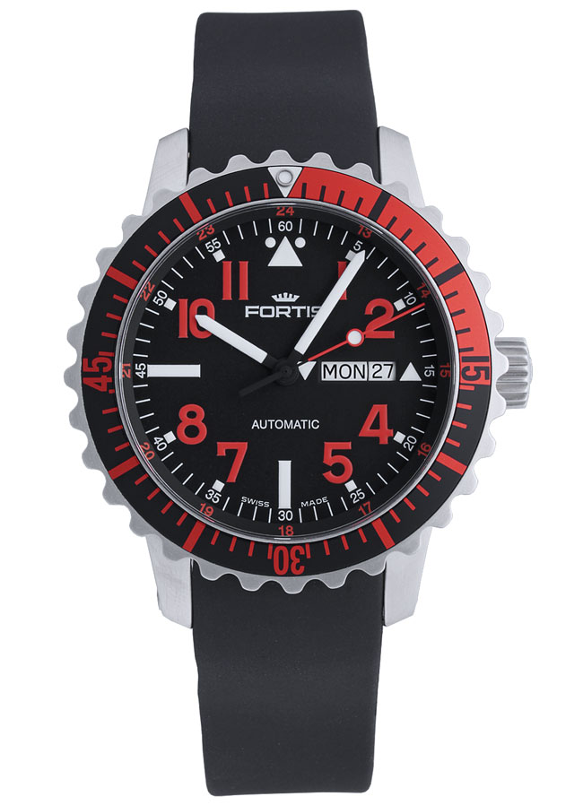 Fortis aquatis b 42 marinemaster day date automatic for 902 10 23 43