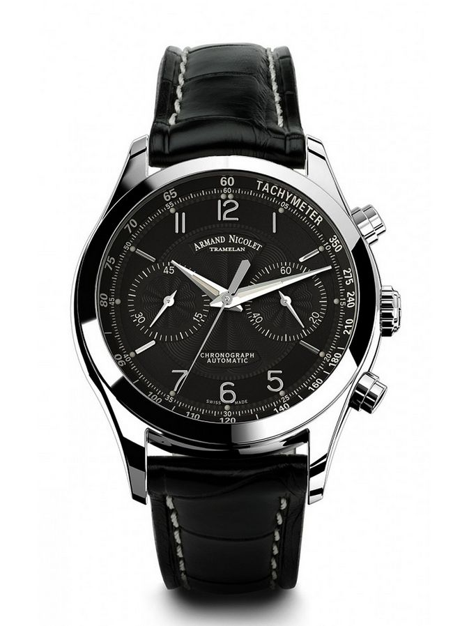 Armand nicolet m02 chronograph automatic 9744a nr p974nr2 for Armand nicolet watches