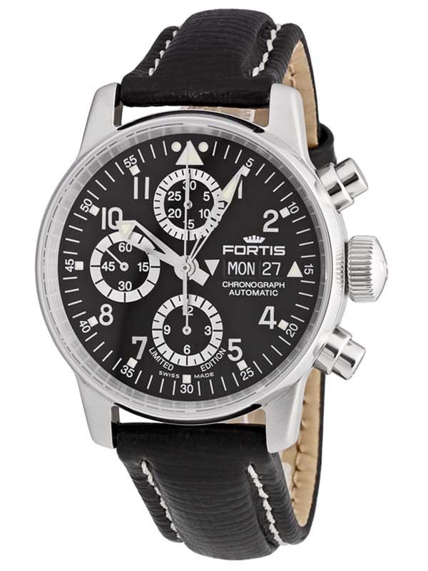 Fortis Flieger Chronograph Limited Edition Automatic 597