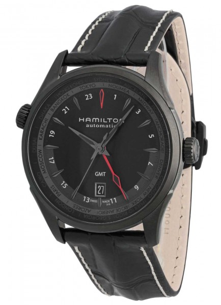 Hamilton Jazzmaster GMT Automatic
