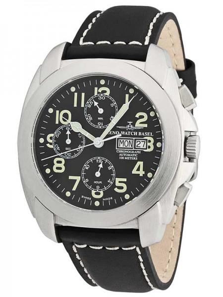 Zeno Watch Basel Carre OS Saphir Chronograph Day-Date