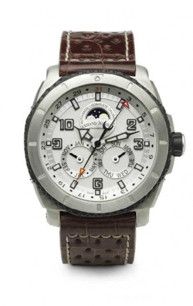 Armand Nicolet S05 Complete Calendar Automatic T612A-AG-P760MR4