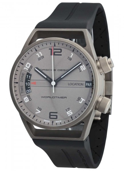 Porsche Design P6750 Worldtimer Automatic 6750 10 24 1180