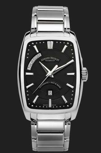 Armand Nicolet TM7 Day-Date Automatic 9630A-NR-M9630