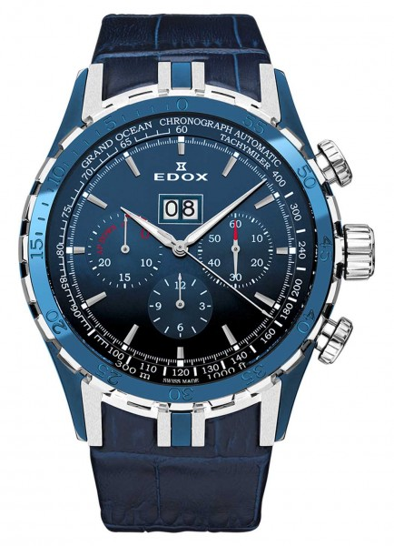 Edox Grand Ocean Extreme Sailing Series Special Edition 45004 357B BUIN