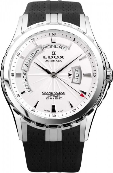Edox Grand Ocean DayDate Automatic 83006 3 AIN