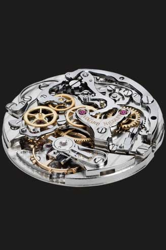 Armand Nicolet L07 Chrongraph Two Counters 9649A-NR-P964NRT2