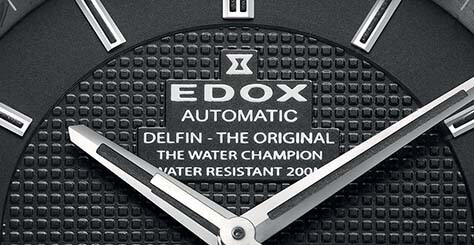 EDOX Delfin Watches