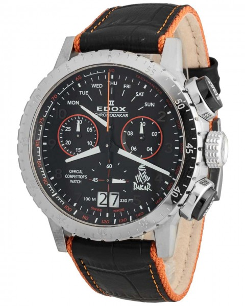 Edox Chronodakar II ~Limited Edition~ 38002 TIN NO