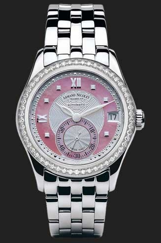 Armand Nicolet M03 Small Seconds & Date 9155D-AS-M9150