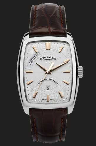 Armand Nicolet TM7 Day-Date Automatic 9630A-AS-P968MRT3