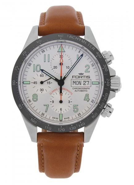 Fortis Classic Cosmonauts Chronograph Ceramic P M 401 26