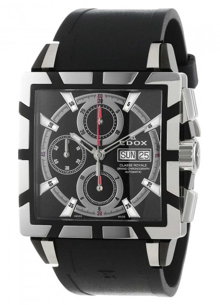 Edox Classe Royale Chronograph 01105 357N NIN
