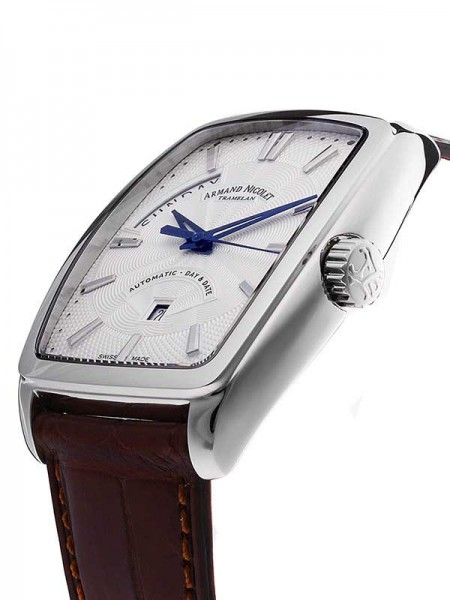 Armand Nicolet TM7 Day-Date Automatic 9630A-AG-P968MRT3