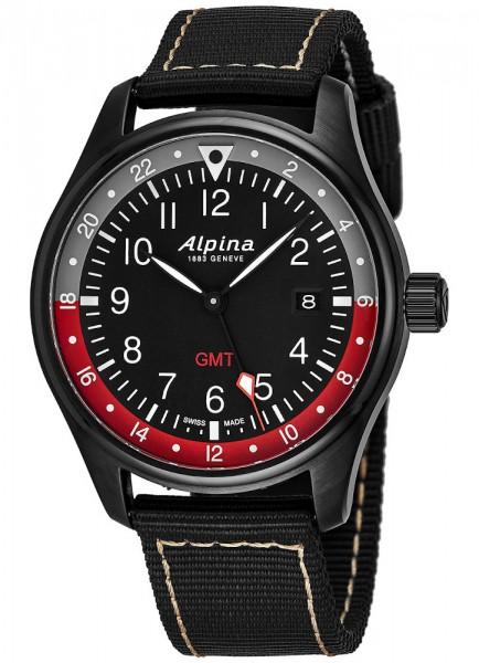Alpina Startimer Pilot GMT Quarz AL-247BR4FBS6