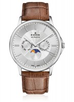 Edox Les Bémonts Moon Phase Complication 40002 3 AIN