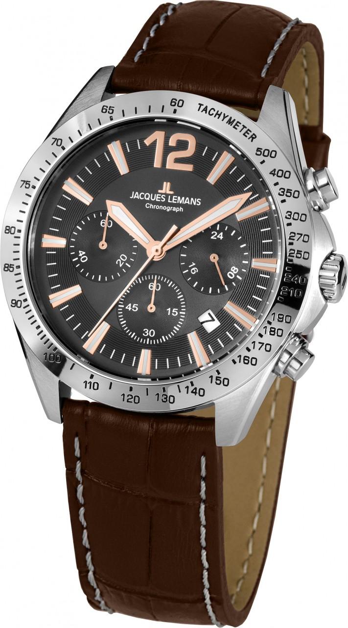 Jacques Lemans Sport Chronograph 42 5c