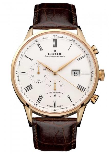 Edox Les Vauberts Chronograph Automatic 91001 37R AR