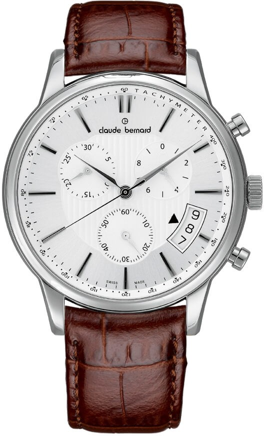9866ddd6e Claude Bernard Sophisticated Classics Chronograph 01002 3 AIN