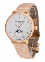 Frederique Constant Lady Slimline Moonphase Manufacture FC-703VD3SD4