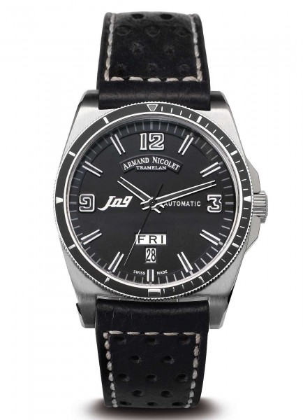 Armand Nicolet J09 Day&Date Automatic 9660A-NR-P660NR2