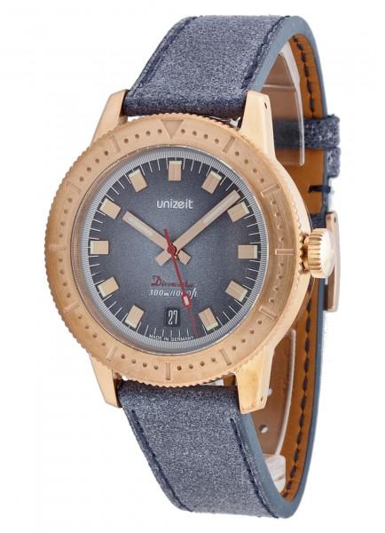unizeit Dive-Master Limited Edition Date Automatic DM001-BL612-00HD