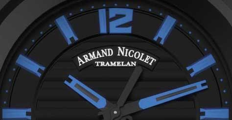 Armand Nicolet J09 Uhren