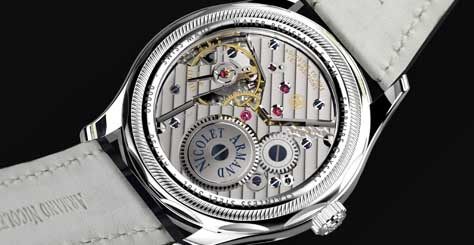 Armand Nicolet Limited Edition Uhren