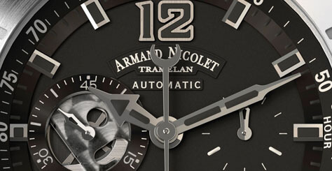 Armand Nicolet S05 Uhren