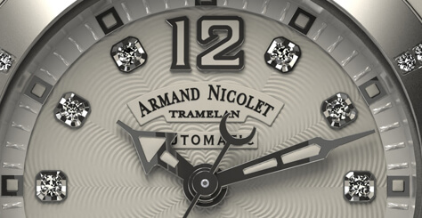 Armand Nicolet SL5 Uhren