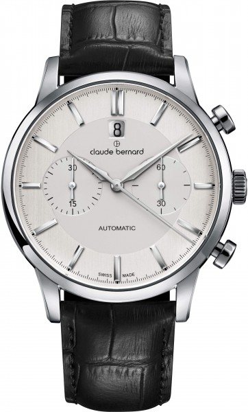 Claude Bernard Sophisticated Classics Automatic Chronograph 08001 3 AIN