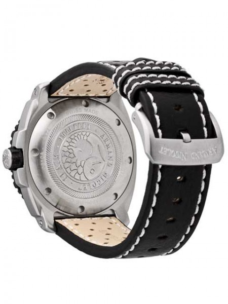 Armand Nicolet S05 Day-Date Automatic 9610A-GR-G9610