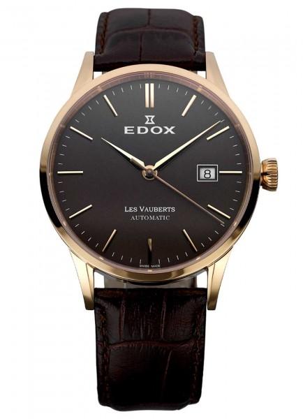 Edox Les Vauberts Date Automatic 80081 37R BRIR