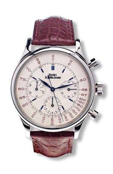 74c111380f2 Daniel JeanRichard Bressel 43mm Chronograph 25012-01-1111-00