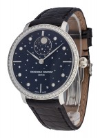 Frederique Constant Lady Slimline Moonphase Stars Manufacture FC-701BSD3SD6