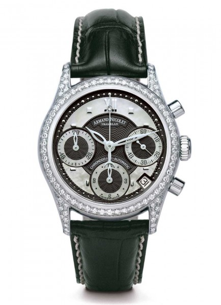 Armand Nicolet M03 Automatic Chronograph 3-Count&Date 9154L-NN-P915NR8