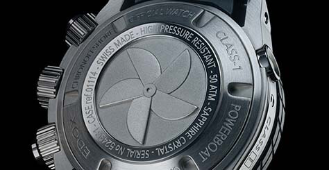 EDOX Chronoffshore-1 Watches
