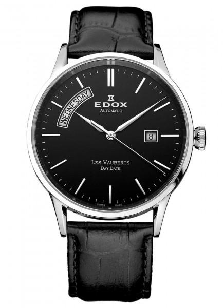Edox Les Vauberts Day-Date Automatic 83007 3 NIN