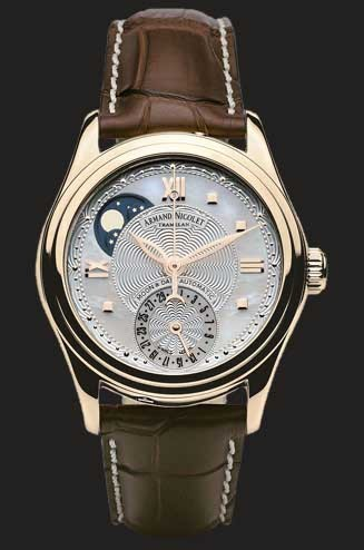 Armand Nicolet M03 Moonphase & Date 7151A-AN-P915MR8