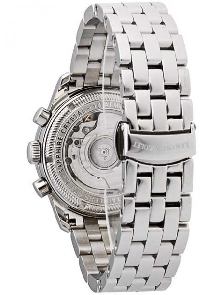 Armand Nicolet M03 Automatic Chronograph with Diamonds 9154D-AN-M9150
