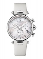 Claude Bernard Dress mit Diamanten Code Chronograph 10215 3 NADN