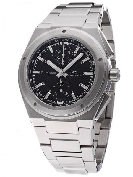 reputable site 9bf69 fab6e IWC Ingenieur Chronograph in Stahl IW372501