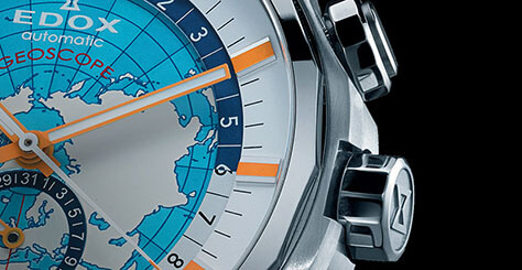 EDOX Limited Edition Watches