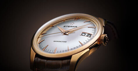 Heritage Watches from Eterna