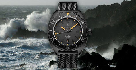 Kontiki Watches from Eterna