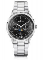 Edox Les Vauberts Moon Phase Complication 40101 3M NIN