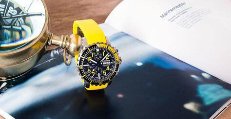 Aquatis Uhren von Fortis