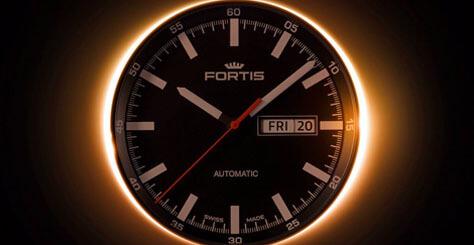 Colors Uhren von Fortis