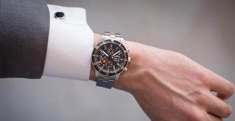 Fortis Cosmonautis Uhren